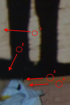 """Урок № 5 """" Штамп"""" (удалять нежелательные объекты с фотографии) 150108_2"""