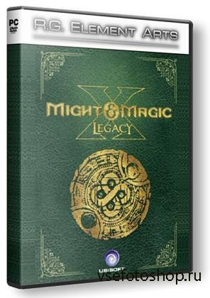 Might & Magic X - Legacy Digital Deluxe Edition [v. 1.3.1] (2014/RUS/ENG/Re ...