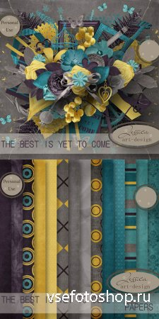 Scrap - The Best is Yet to Come PNG and JPG Files