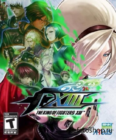 The King of Fighters XIII: Steam Edition v.1.4b (2013/Eng/Multi9/PC) Steam- ...