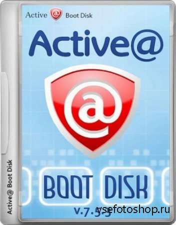 Active@ Boot Disk 7.5.3 Rus