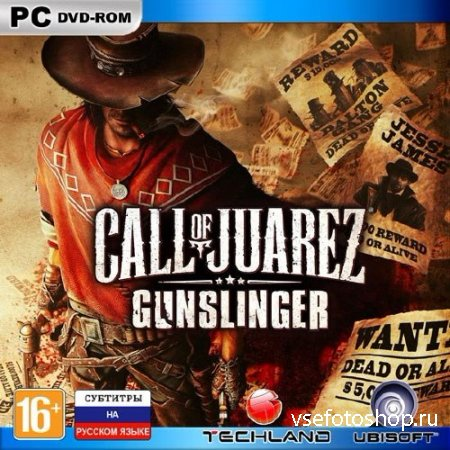 Call of Juarez: Gunslinger v.1.04 (2013/RUS/ENG) RePack by Audioslave