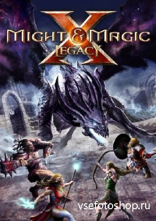 Might & Magic X Legacy - Digital Deluxe Edition (2014/RUS/Multi14/ENG) RePa ...