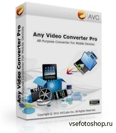 Any Video Converter Professional 5.5.5