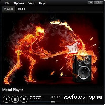 Metal Player 4.1.2.2