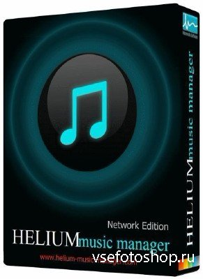 Helium Music Manager 10.2 Build 12490 Network Edition