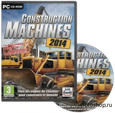 Construction Machines (2014) PC