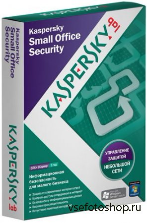 Kaspersky Small Office Security 3 Bulid 13.0.4.233a Final RePack by SPecial ...