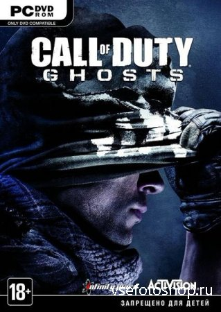 Call of Duty: Ghosts (Update 5) (2013/RUS/ENG/Rip by z10yded)