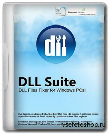 DLL Suite 2013.0.0.2113 RePack by D!akov
