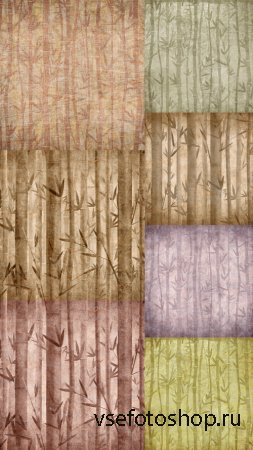 Bamboo Backgrounds Textures