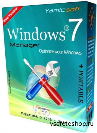 Windows 7 Manager 4.3.9 Final