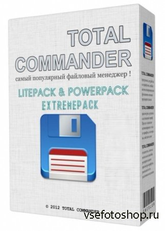 Total Commander 8.50 LitePack/PowerPack/ExtremePack 2014.2 Final + Portable ...