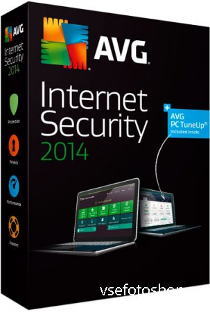 AVG Internet Security 2014 14.0 Build 4336 Final (2014/ML/RUS)