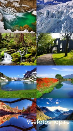 Beautiful Wallpapers of Nature Pack 4