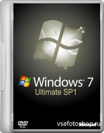 Windows 7 Ultimate SP1 Original 28.03.2014 (X86/X64/RUS/ENG)