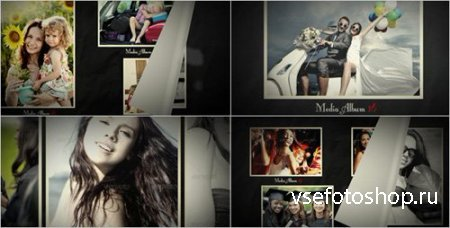 Videohive - The Good Time Memories - Project for After Effects