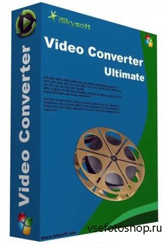 iSkysoft Video Converter Ultimate 5.0.0.0 + Updat Rus