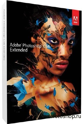 Adobe Photoshop CS6 13.0.1 Mini Rus/Eng RePack by Nava