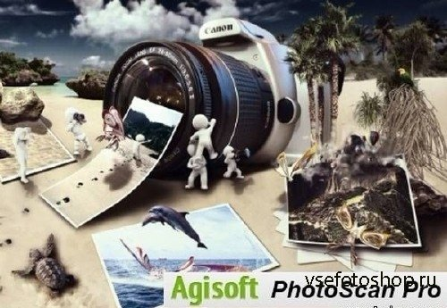 Agisoft PhotoScan Professional 1.0.4 Build 1845 Final