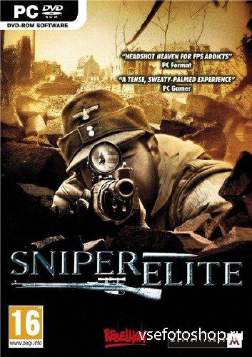 Sniper Elite Anthology | Антология Sniper Elite (2005-2013|RUS|ENG) RePack  ...