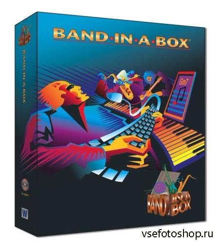 PG Music Band in a Box 2014 build 381 (ENG|RUS)