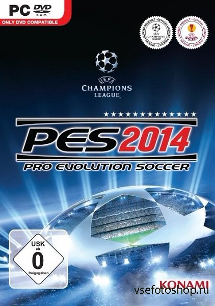Pro Evolution Soccer 2014 v.1.7.0.0 + DL (2013/RUS/ENG/MULTI7/Full/Repack)