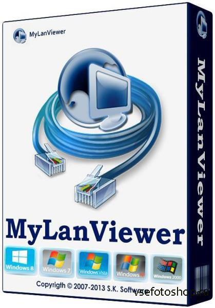 MyLanViewer 4.17.4 Final & Portable (ENG|RUS)
