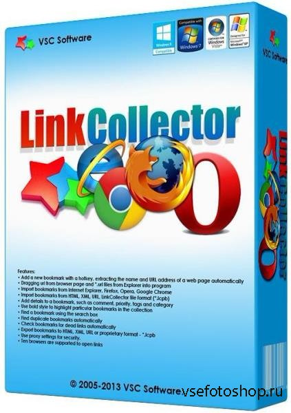 LinkCollector 4.6.8.0