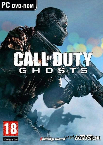 Call of Duty: Ghosts (Update 10) (2013/RUS/ENG)