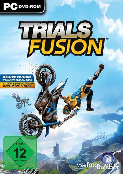 Trials Fusion (2014/RUS/ENG/MULTI9) RePack by SEYTER