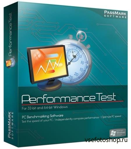 PerformanceTest 8.0 Build 1033