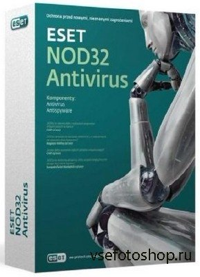 Eset NOD32 Antivirus Portable 7.0.302.0 / RU