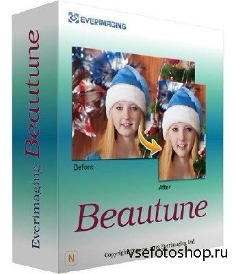 Everimaging Beautune 1.0.3 (x86/x64) + Portable