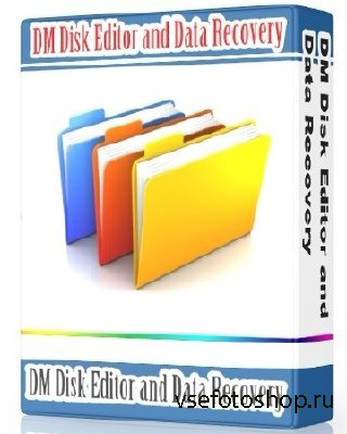 DM Disk Editor and Data Recovery 2.9.0.550 RuS Portable