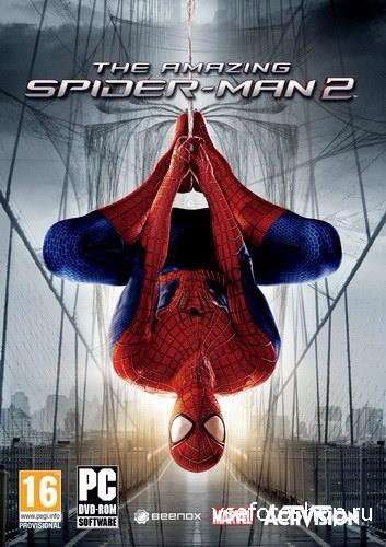 The Amazing Spider-Man 2 + 4 DLC (2014/RUS/ENG/RePack by xatab)