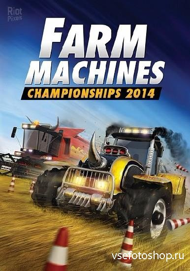 Farm Machines Championships 2014 (2014/ENG/Multi5)