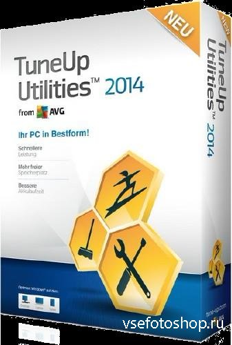 TuneUp Utilities 2014 14.0.1000.296 Final RePacK & Portable by KpoJIuK