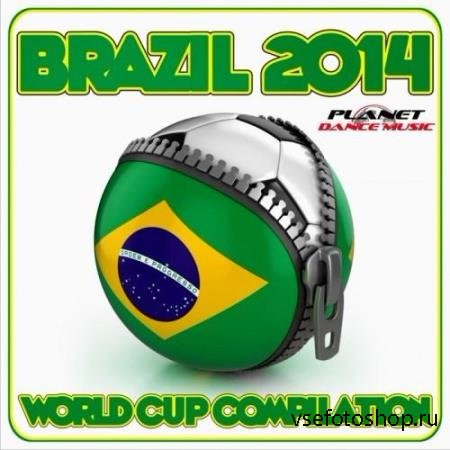 Brazil 2014 World Cup Compilation (2014)