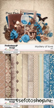Scrap - Mystery of Love PNG and JPG Files