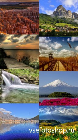 Beautiful Wallpapers of Nature Pack 6