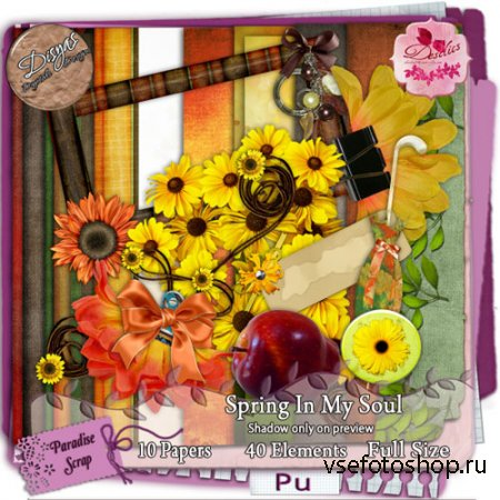 Scrap - Spring In My Soul PNG and JPG Files