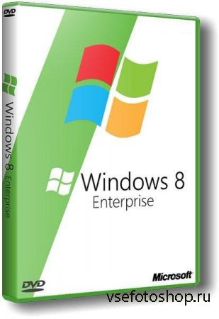 Windows 8.1 Enterprise x64 with Update by SURA SOFT (2014/RUS)