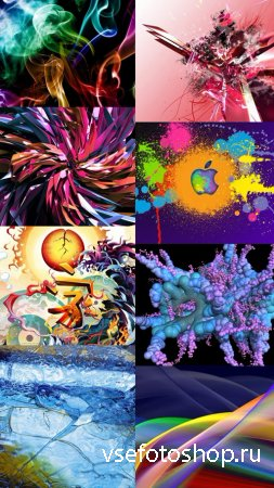 Collection of Abstract Wallpapers HQ Pack 6