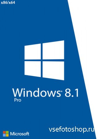 Windows 8.1 Professional x64 Update by Alex 07.04 (2014/RUS)