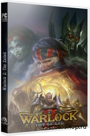 Warlock 2: The Exiled - Great Mage Edition (2014/PC/Rus) Steam-Rip by R.G.  ...