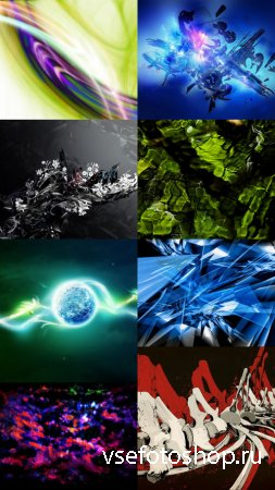 Collection of Abstract Wallpapers HQ Pack 7