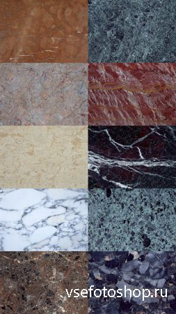 Marble and Stone Textures Set 1