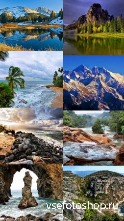 Beautiful Wallpapers of Nature Pack 16