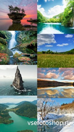 Beautiful Wallpapers of Nature Pack 17